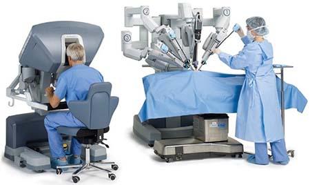 Robotik Cerrahi Uygulaması